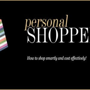 personal shopper hero image